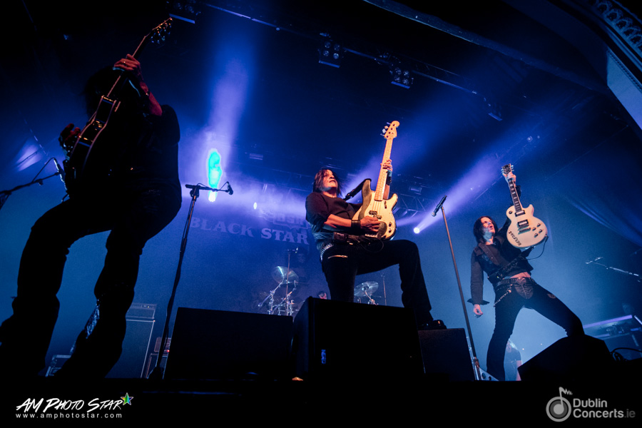 Black Star Riders Olympia Theatre Photos
