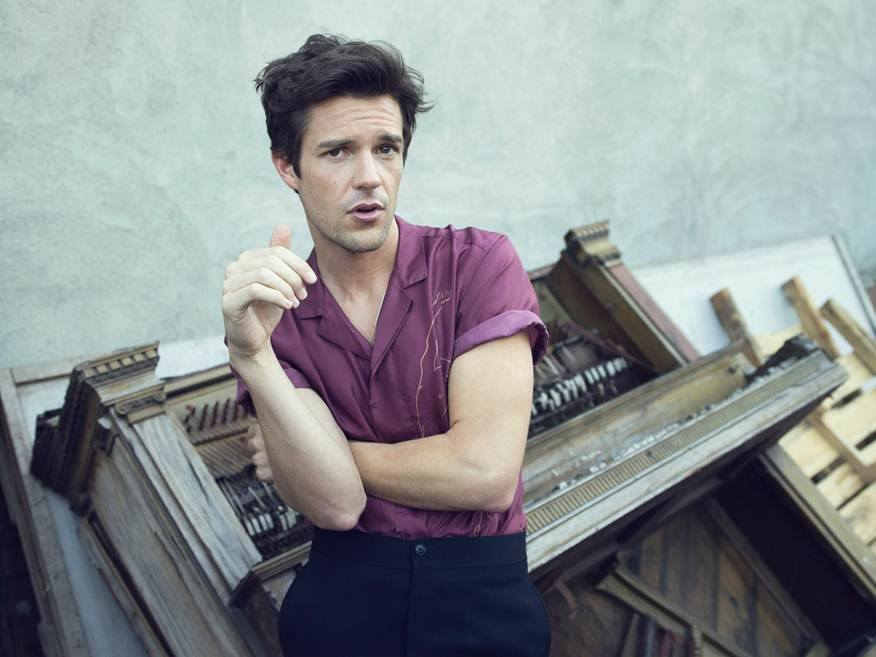 Brandon Flowers Olympia Theatre 19 May 2015