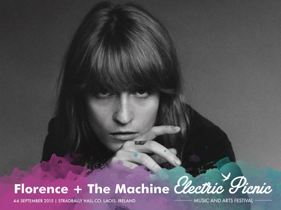 Florence and the Machine Underworld Electric Picnic 2015