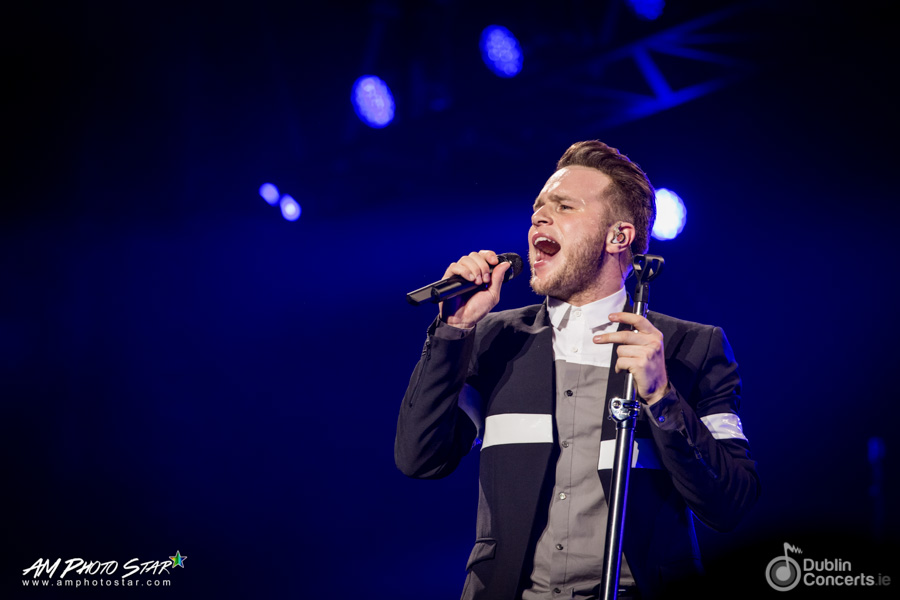 Olly Murs 3arena Photos Review
