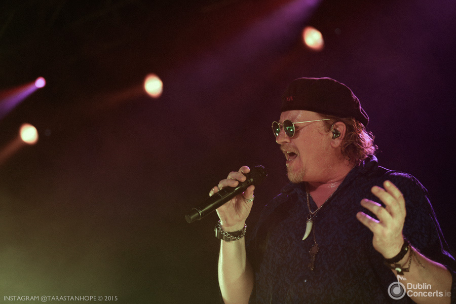 Toto Vicar Street Photos