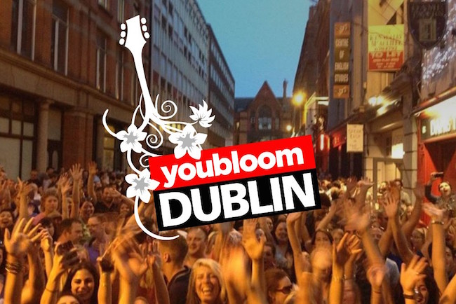 Youbloom conference free tickets