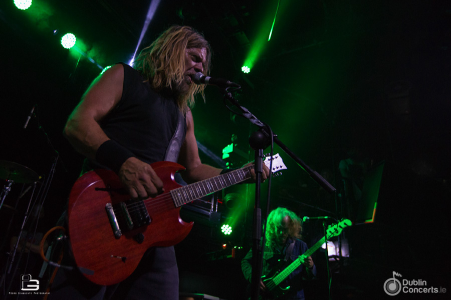 Corrosion of Conformity Academy Photos