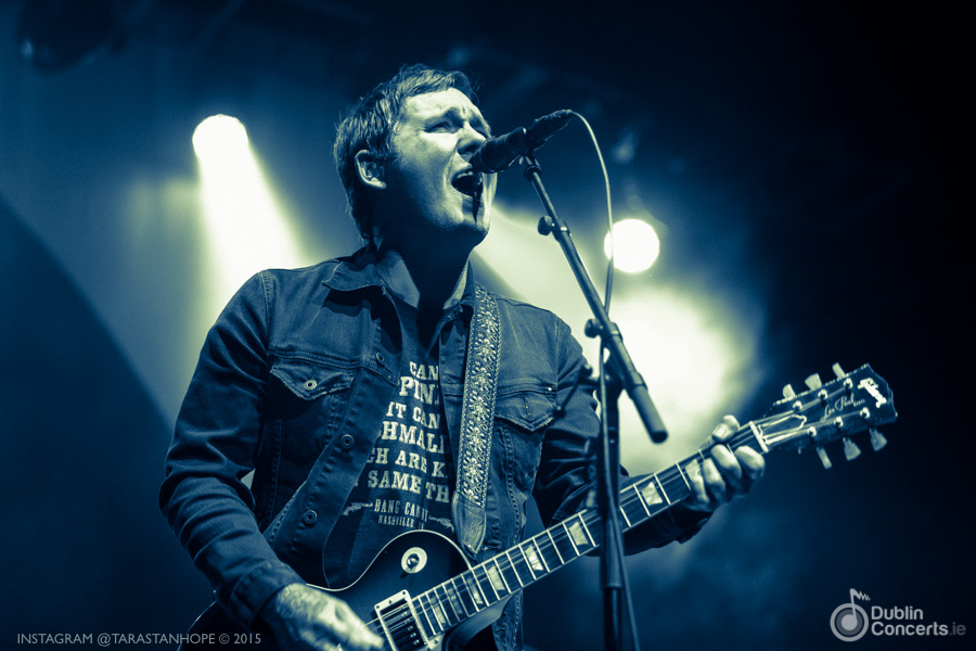 The Gaslight Anthem Olympia Theatre Photos