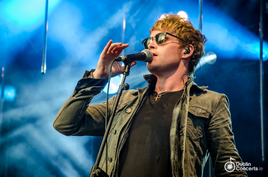 Kodaline, The Royal Hospital Kilmainham, Review & Photos