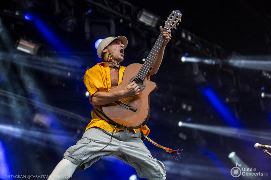 Manu Chao Royal Hospital Kilmainham Photos