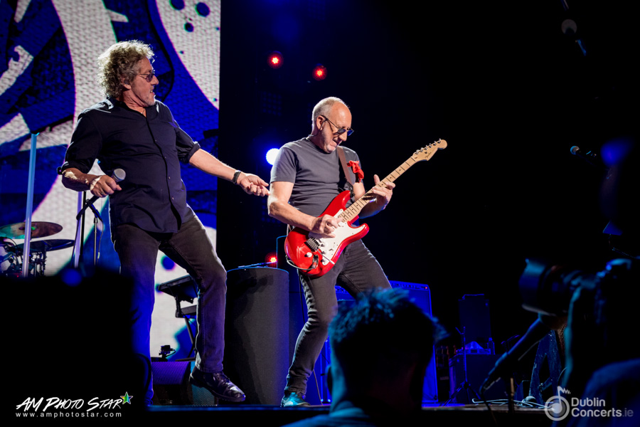The Who 3Arena Photos Review