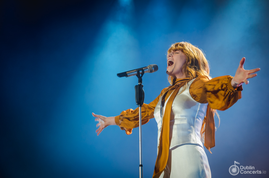Florence And The Machine 3 Arena Photos Review
