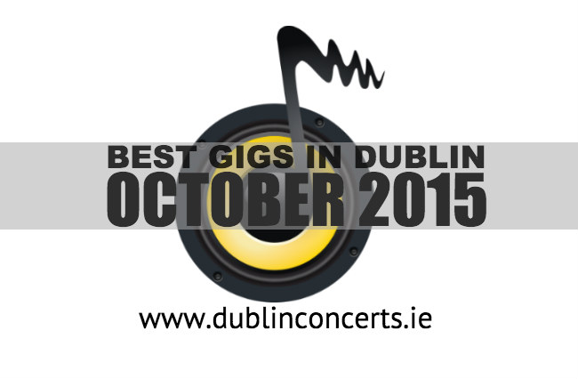 Best Gigs October 2015