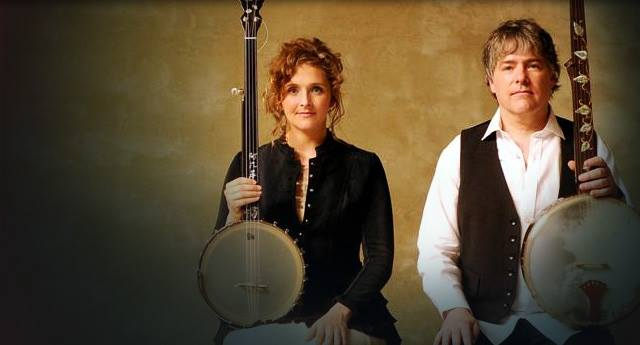 Béla Fleck and Abigail Washburn Whelans Review