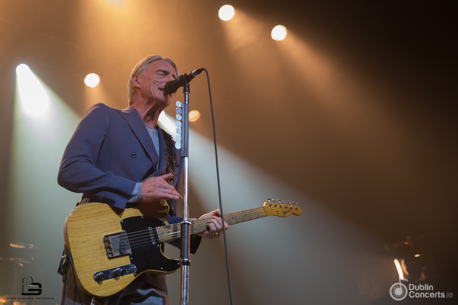 Paul Weller Olympia Theatre Photos