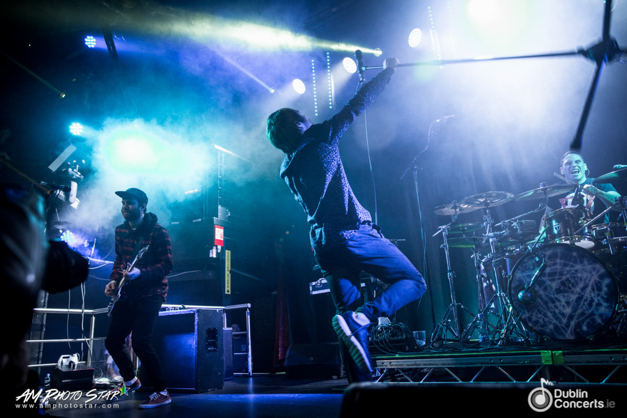 Enter Shikari Academy Review Photos