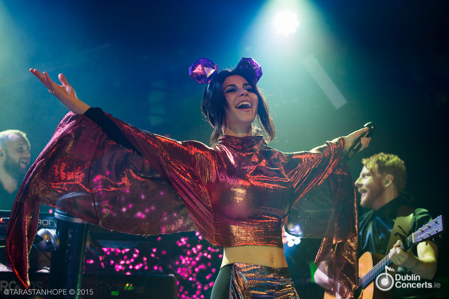 Marina And The Diamonds At The Academy - Review & Photos