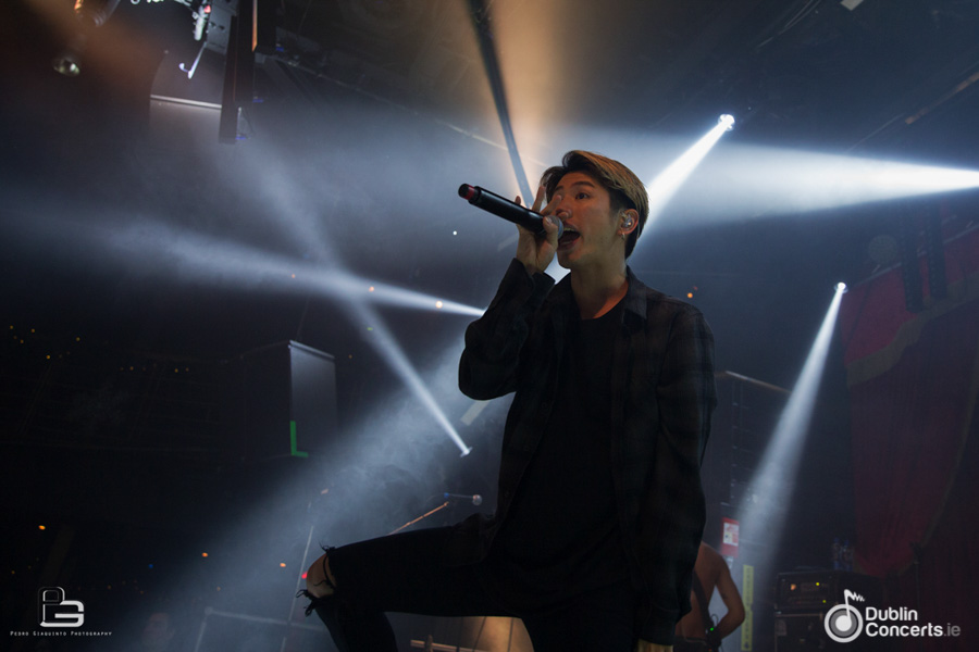 One Ok Rock At The Academy - Photos