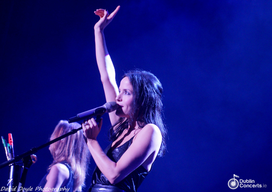 The Corrs 3Arena Photos