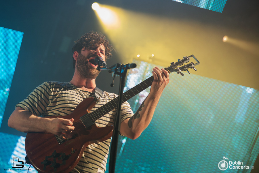 Foals 3Arena Dublin Photos Review