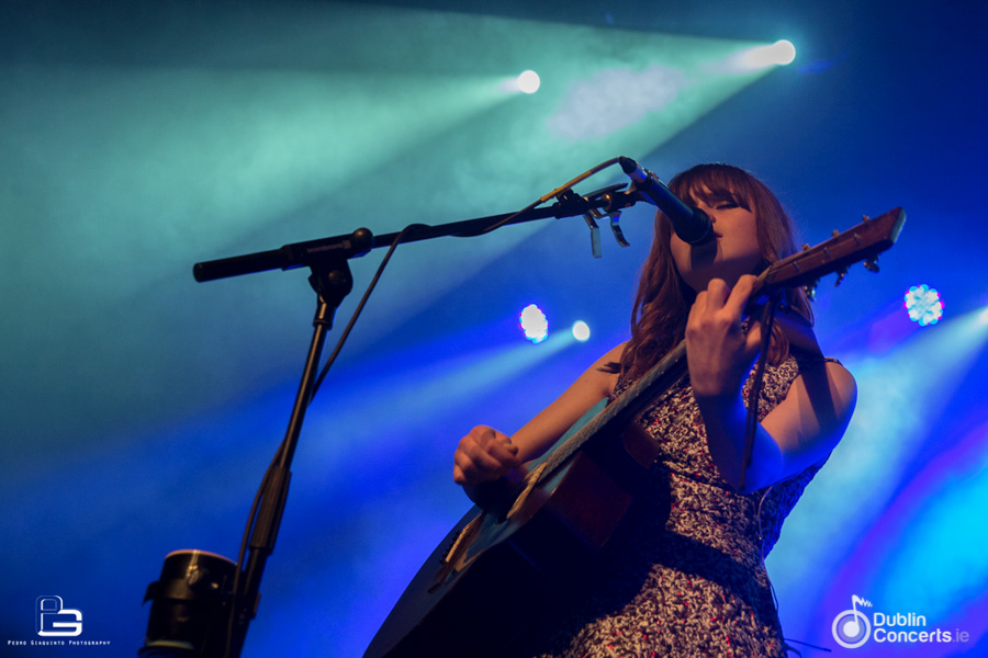 Gabrielle Aplin Olympia Theatre Photos