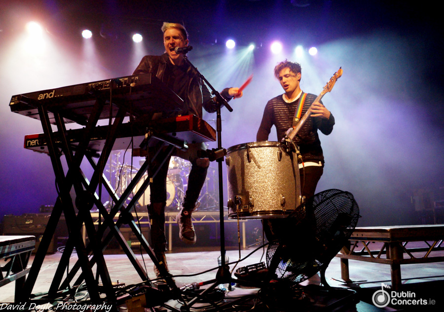 Walk The Moon At The Olympia Theatre - Review