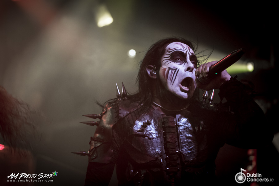 Cradle of Filth The Academy Photos