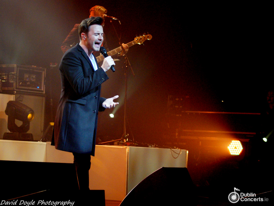 Shane Filan At Olympia Theatre - Photos