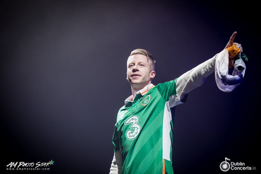 Macklemore & Ryan Lewis 3Arena Photos & Review