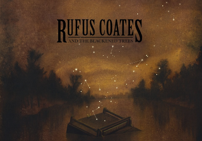 Rufus Coates & The Blackened Trees Self-Titled Debut Album - Review
