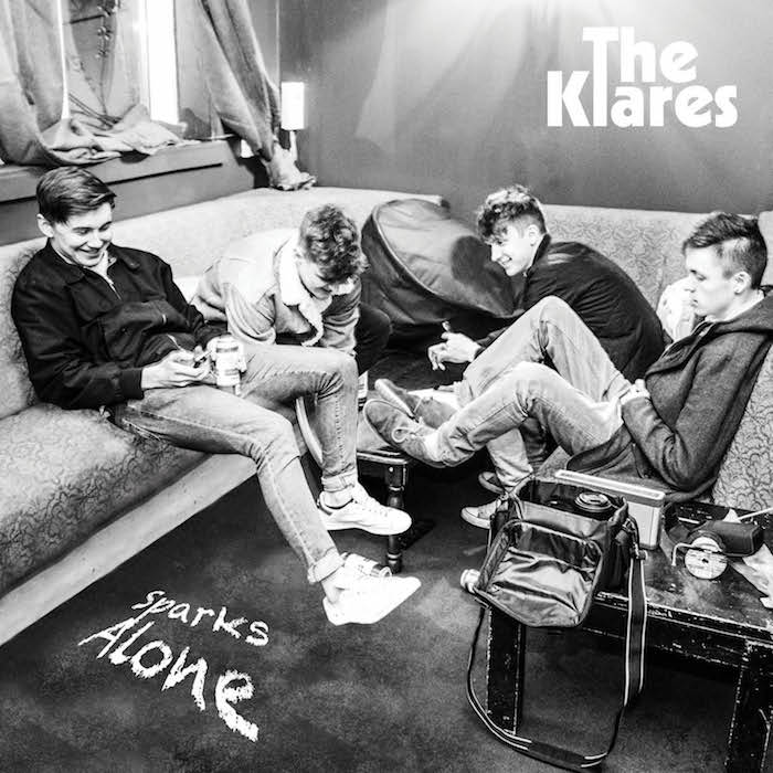 The Klares' New Single 'Sparks Alone'
