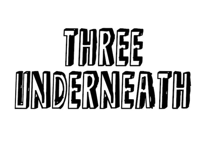 Irish Band Of The Week - Three Underneath