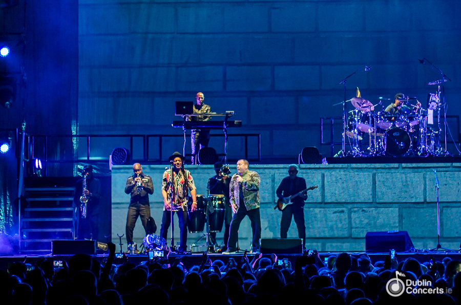 UB40 3Arena Dublin Review Photos