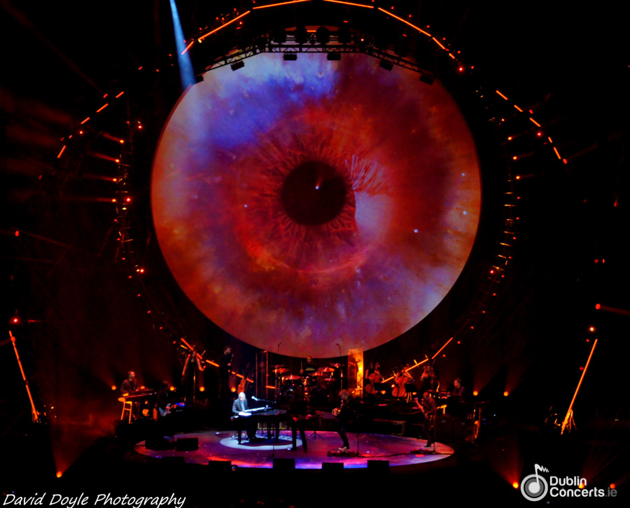 Jeff Lynne's ELO 3Arena Photos