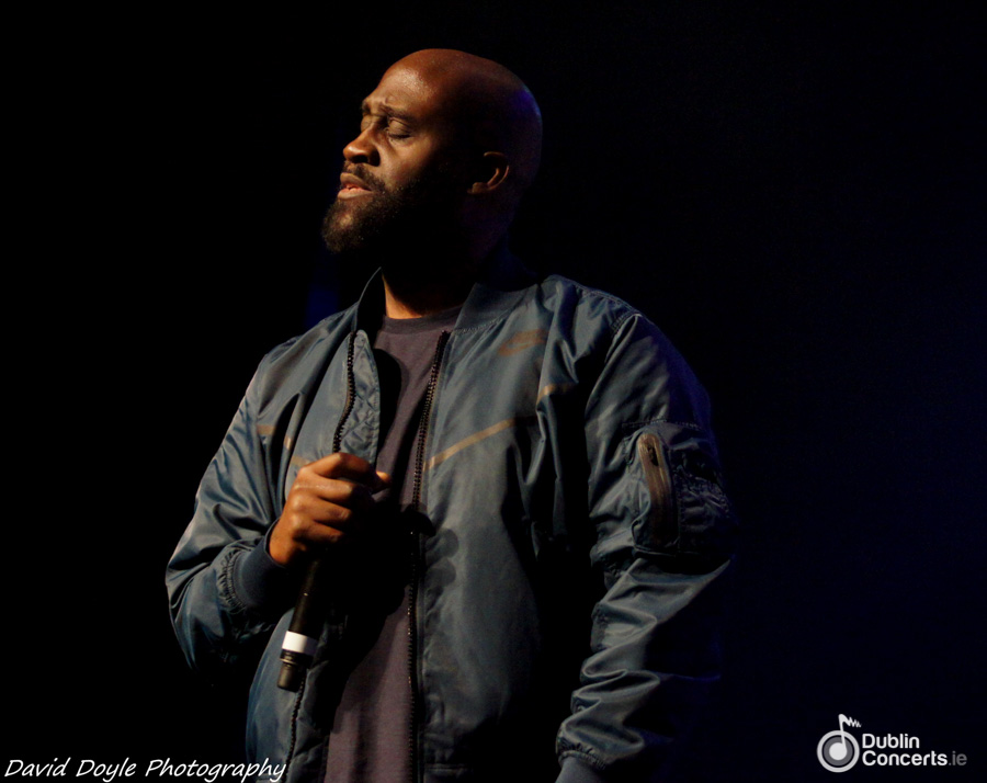 De La Soul Olympia Theatre Photos