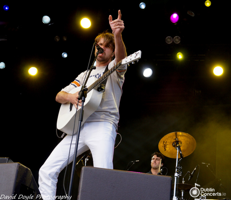The Vaccines RHK Photos