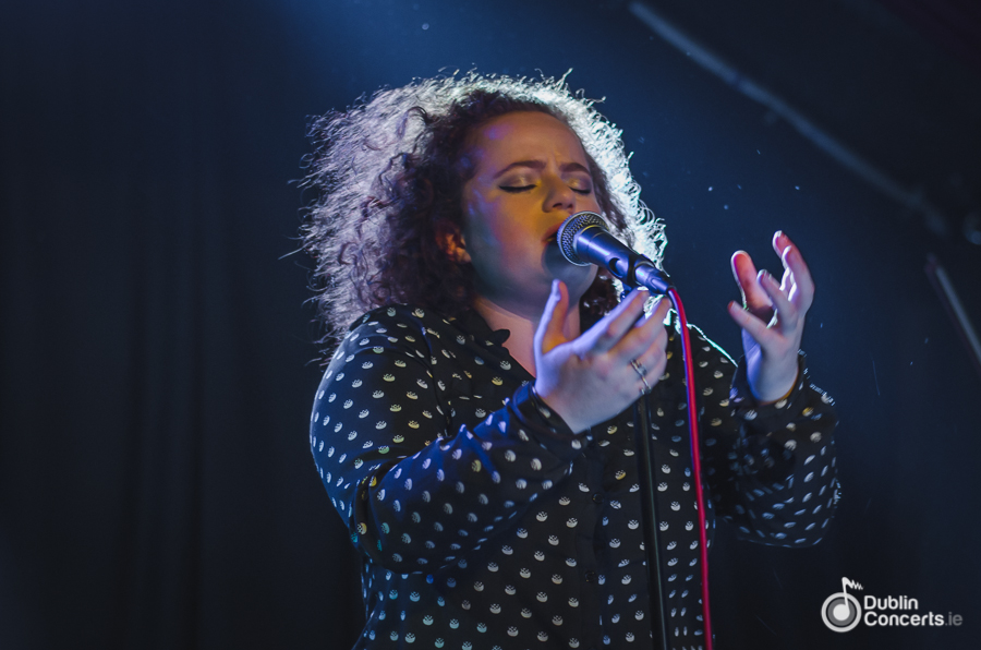 Áine Cahill At The Grand Social - Photos & Review