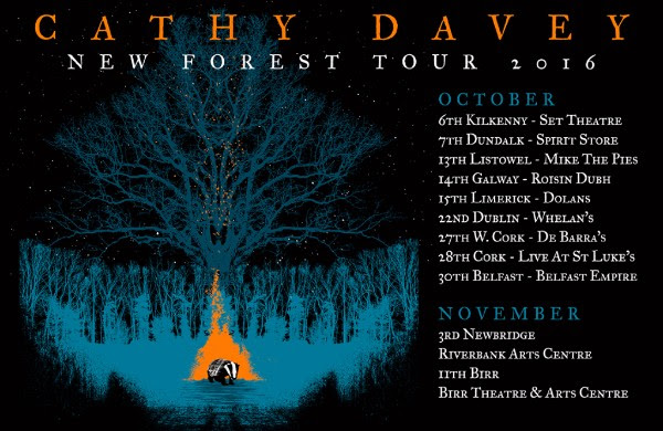 Cathy Davey tour