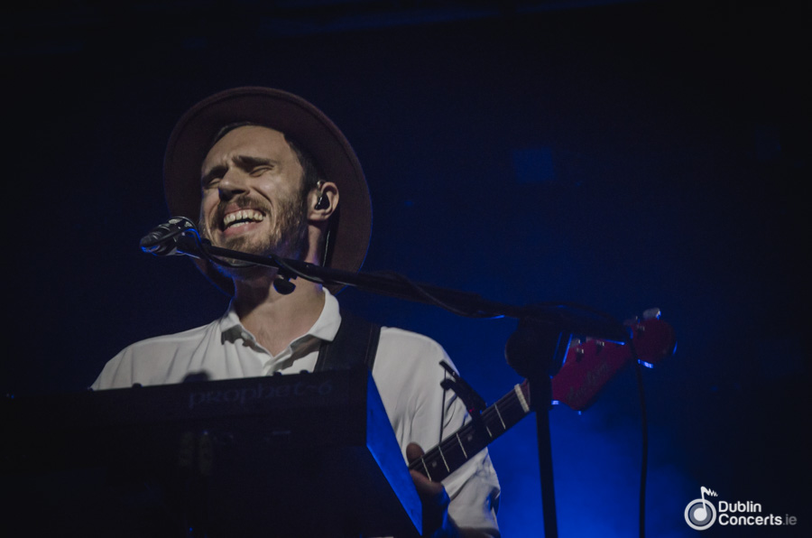 James Vincent McMorrow National Stadium - Review & Photos