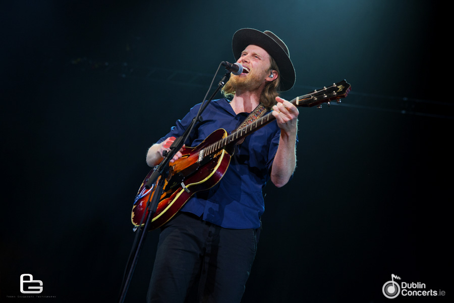 The Lumineers At 3Arena - Photos