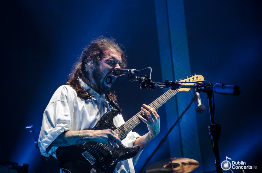 Biffy Clyro, 3Arena, Photos & Review