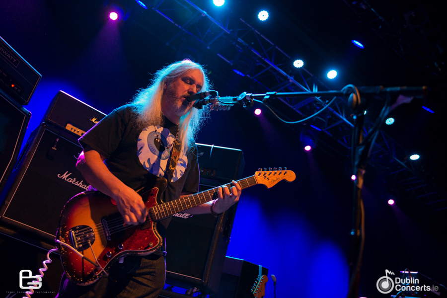 Dinosaur Jr Vicar Street Photos