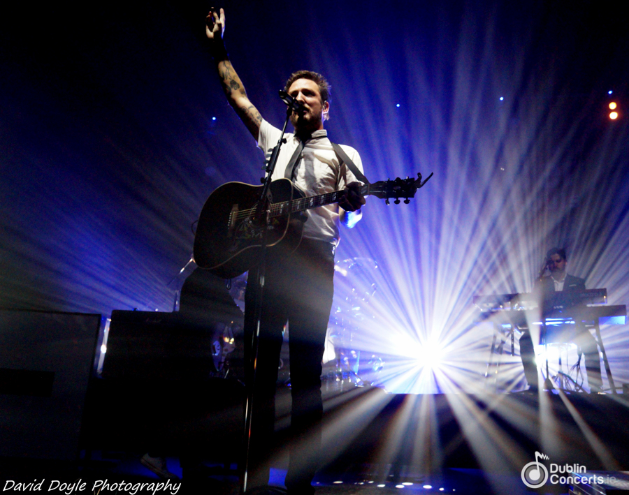 Frank Turner At The Olympia Theatre - Photos