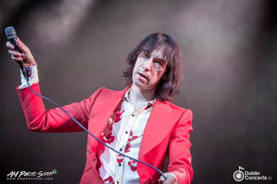 Primal Scream Olympia Theatre Photos