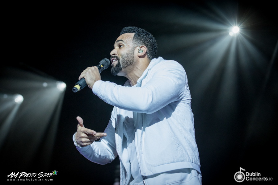 Craig David 3Arena - Photos